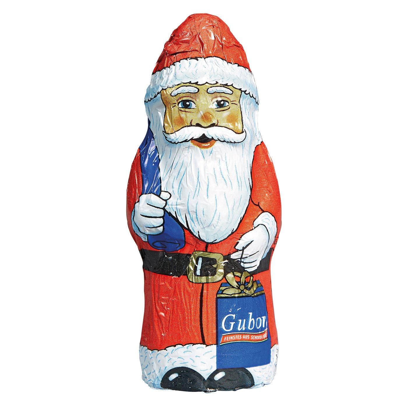 Weihnachtsmann Schoko