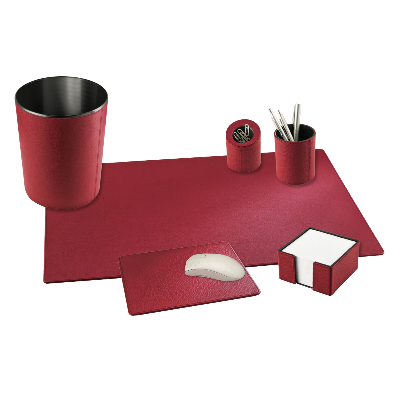 eurostyle schreibtisch accessoires schreibunterlage ideenplusmarken gruppe werbeartikel. Black Bedroom Furniture Sets. Home Design Ideas